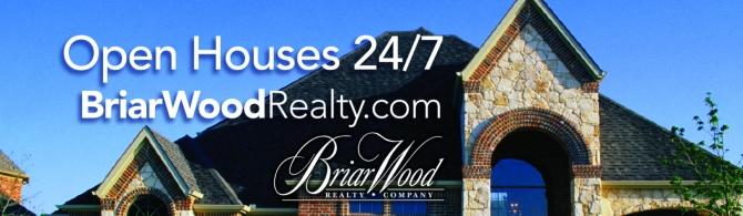 Briarwood Realty Billboard
