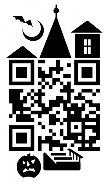 Livingston CVB QR code