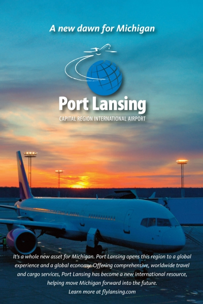 Port Lansing Ad