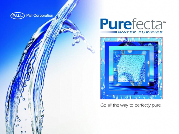 Pall Corporation Purfecta Brochure