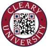 Cleary University QR code